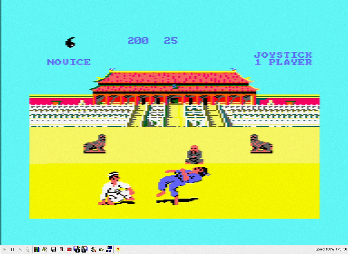 Way of the exploding fist screenshot 1